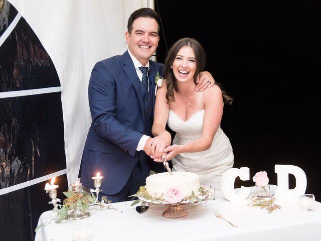 David and Caitlin's wedding in Harrison Mills, British Columbia 31