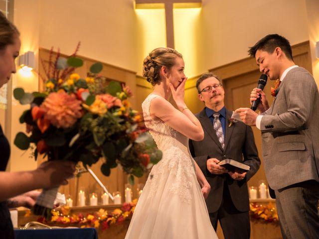 Kimberley and Daniel's wedding in Coquitlam, British Columbia 4