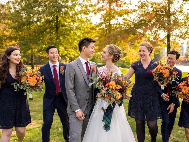 Kimberley and Daniel's wedding in Coquitlam, British Columbia 6