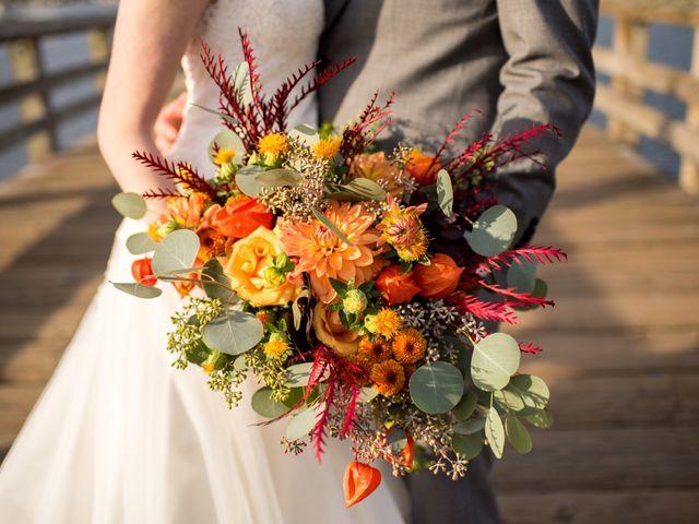 Kimberley and Daniel's wedding in Coquitlam, British Columbia 9