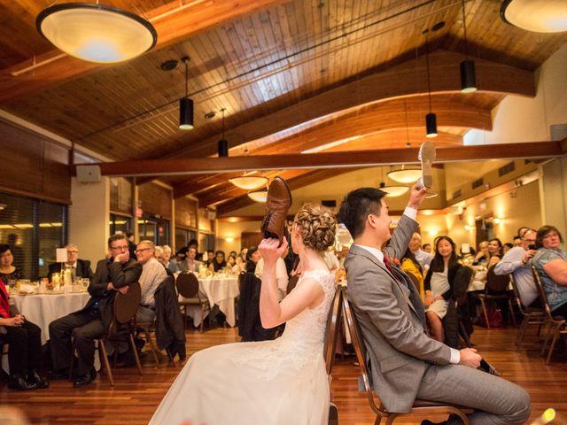 Kimberley and Daniel's wedding in Coquitlam, British Columbia 14
