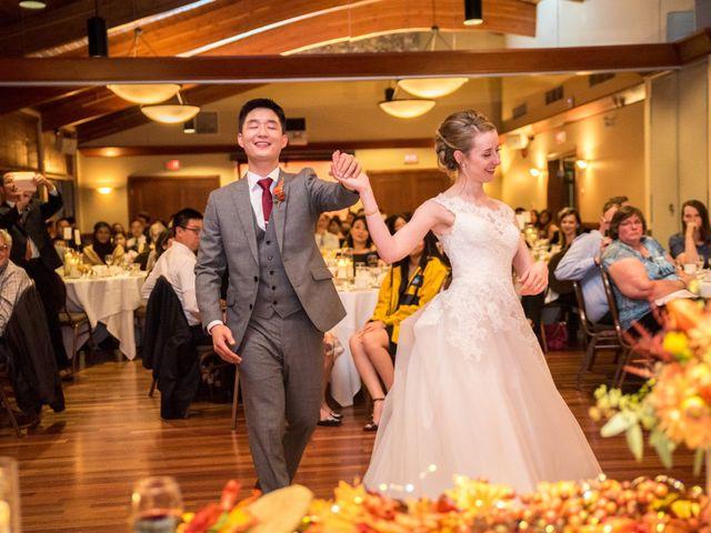 Kimberley and Daniel's wedding in Coquitlam, British Columbia 16