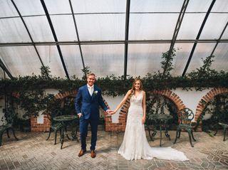 The wedding of Stephanie and Jesse