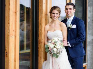 The wedding of Natasha and Joey