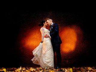 The wedding of Jason and Wajihah 1