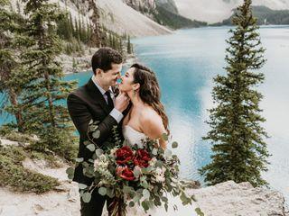 The wedding of Melissa and Jordan
