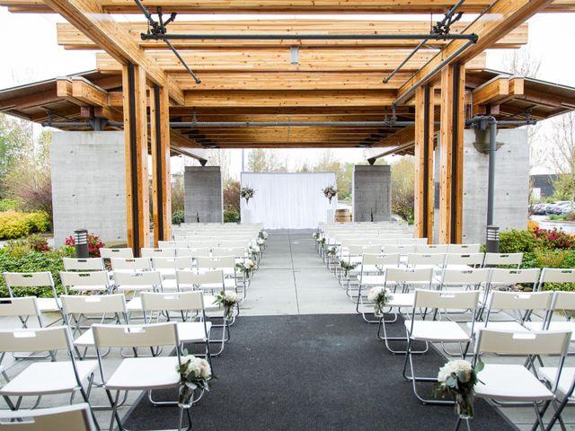 Joey and Natasha's wedding in Burnaby, British Columbia 8
