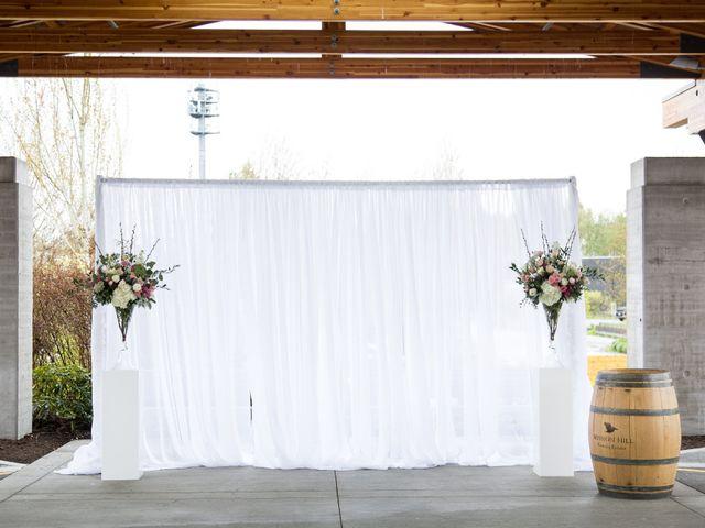 Joey and Natasha's wedding in Burnaby, British Columbia 9