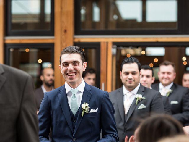 Joey and Natasha's wedding in Burnaby, British Columbia 12
