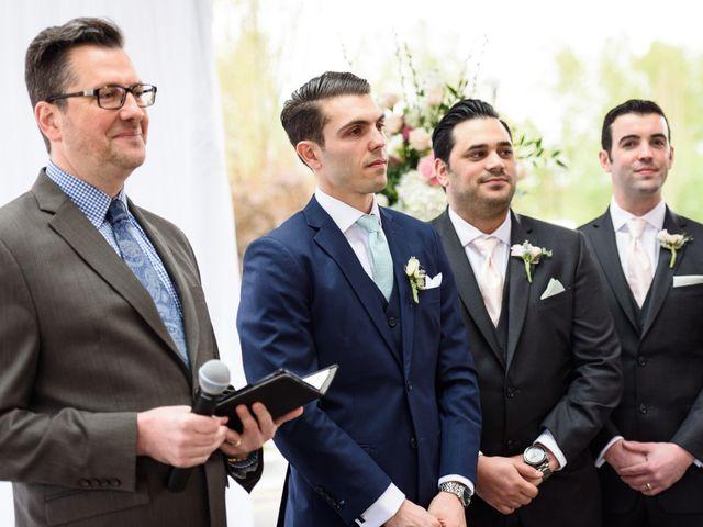 Joey and Natasha's wedding in Burnaby, British Columbia 13