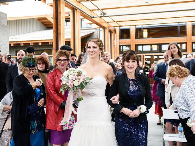 Joey and Natasha's wedding in Burnaby, British Columbia 14
