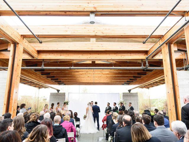 Joey and Natasha's wedding in Burnaby, British Columbia 15
