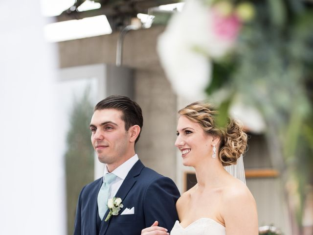 Joey and Natasha's wedding in Burnaby, British Columbia 16