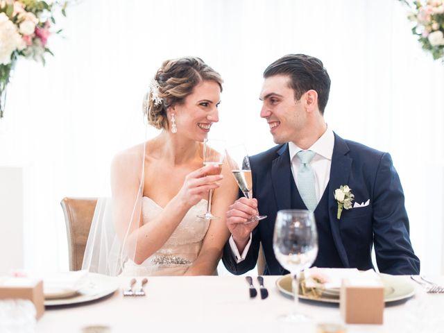 Joey and Natasha's wedding in Burnaby, British Columbia 28