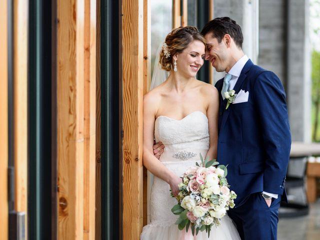 Joey and Natasha's wedding in Burnaby, British Columbia 38