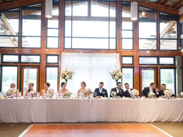 Joey and Natasha's wedding in Burnaby, British Columbia 43