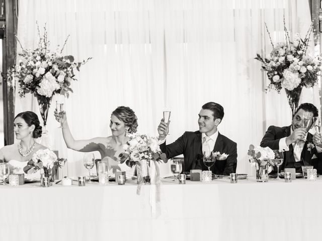 Joey and Natasha's wedding in Burnaby, British Columbia 45