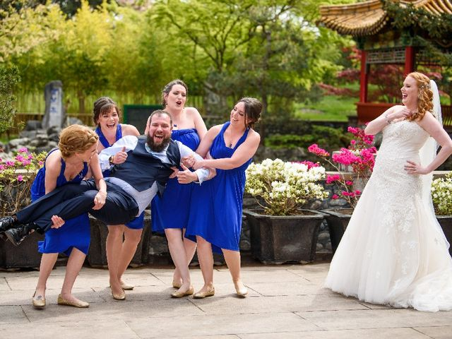 Malcolm and Emily's wedding in Richmond, British Columbia 4