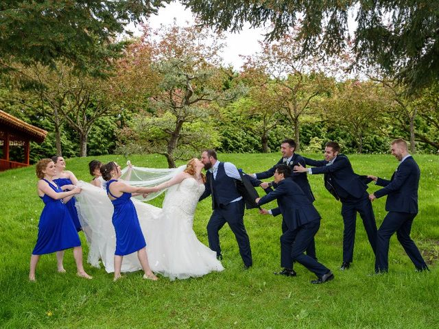 Malcolm and Emily's wedding in Richmond, British Columbia 5