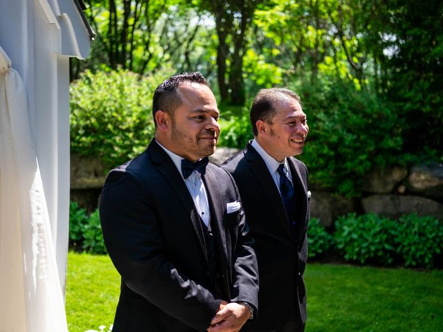 Sandra and Carlos's wedding in Whitby, Ontario 13