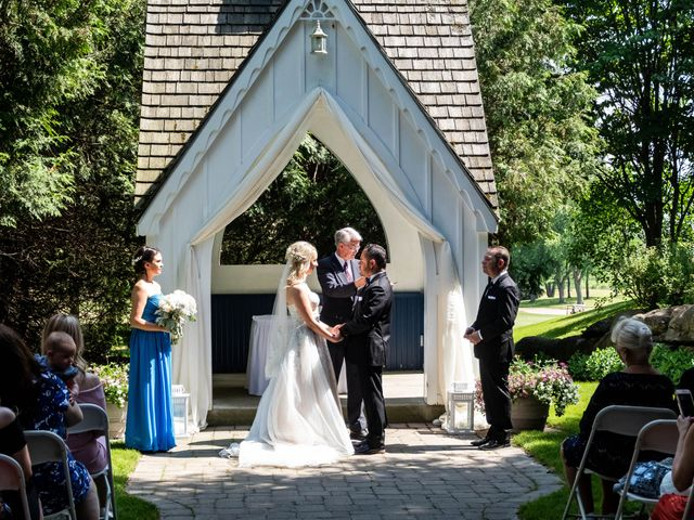 Sandra and Carlos's wedding in Whitby, Ontario 19