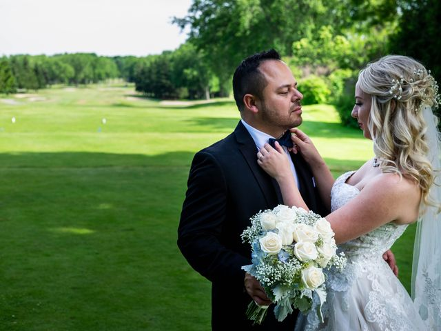 Sandra and Carlos's wedding in Whitby, Ontario 21
