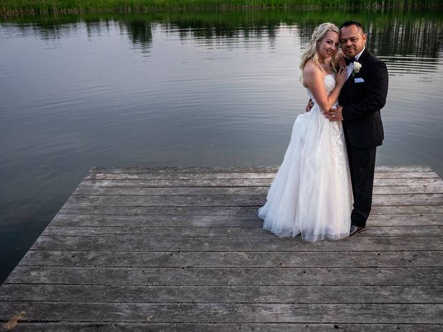 Sandra and Carlos's wedding in Whitby, Ontario 22
