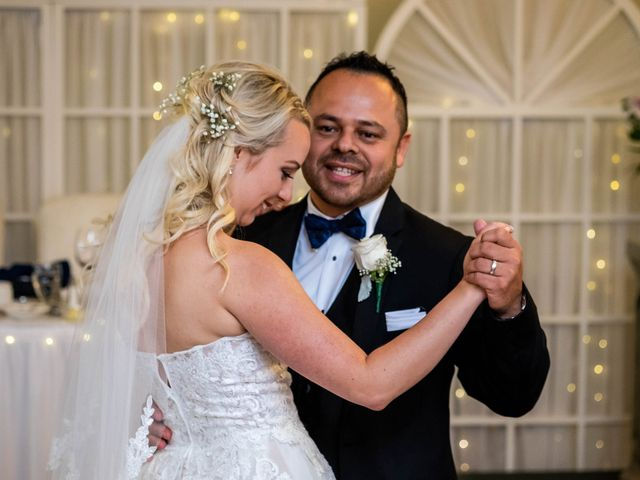 Sandra and Carlos's wedding in Whitby, Ontario 24