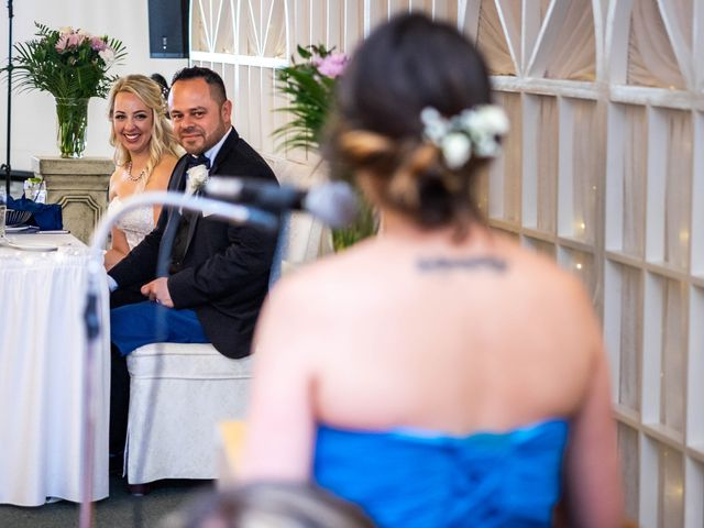 Sandra and Carlos's wedding in Whitby, Ontario 27