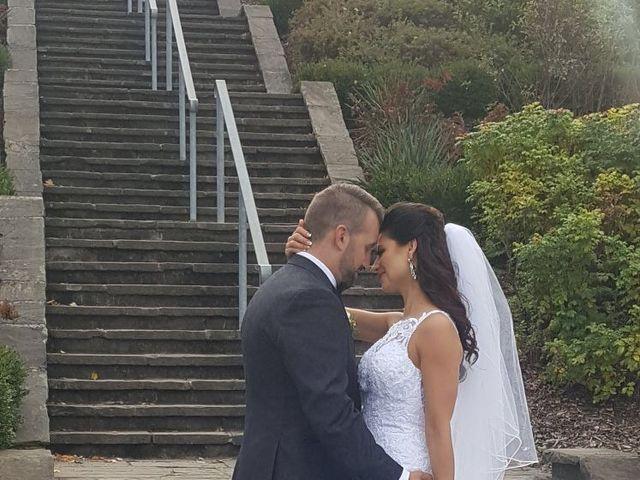 Nick and Michelle 's wedding in Hamilton, Ontario 5