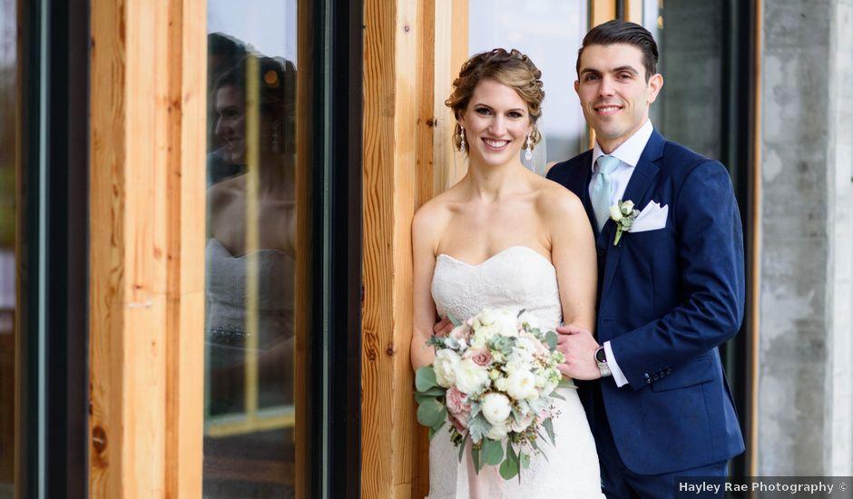 Joey and Natasha's wedding in Burnaby, British Columbia