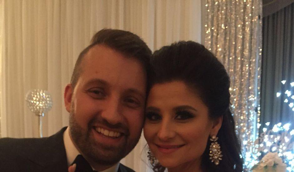 Nick and Michelle 's wedding in Hamilton, Ontario