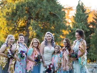 The wedding of Sara and Nick 2