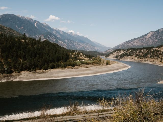 Andrew and Elice's wedding in Lytton, British Columbia 17
