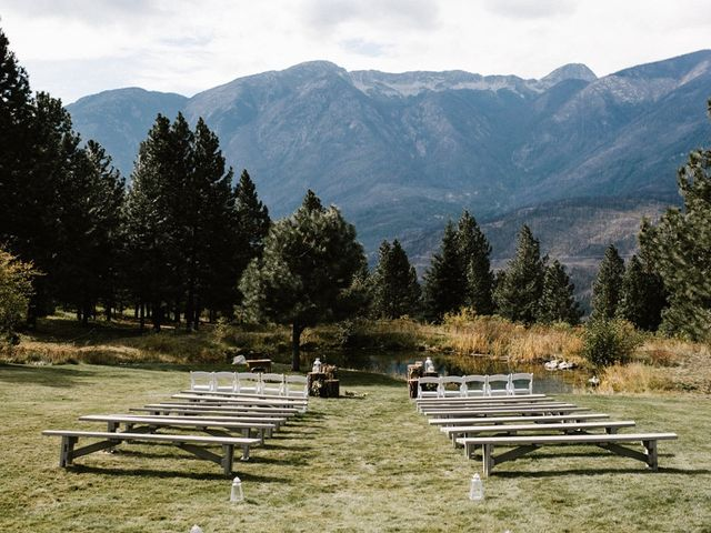 Andrew and Elice's wedding in Lytton, British Columbia 50