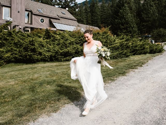 Andrew and Elice's wedding in Lytton, British Columbia 60