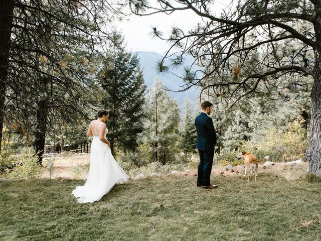 Andrew and Elice's wedding in Lytton, British Columbia 62