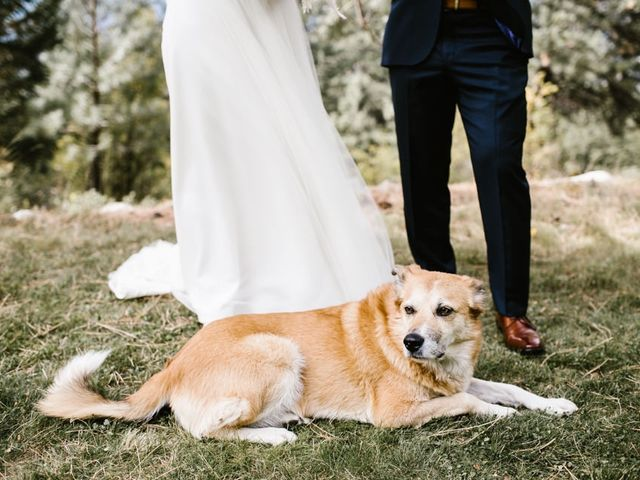 Andrew and Elice's wedding in Lytton, British Columbia 65