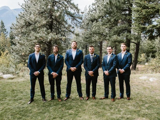 Andrew and Elice's wedding in Lytton, British Columbia 71