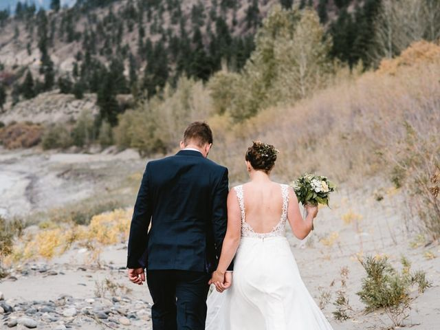 Andrew and Elice's wedding in Lytton, British Columbia 72