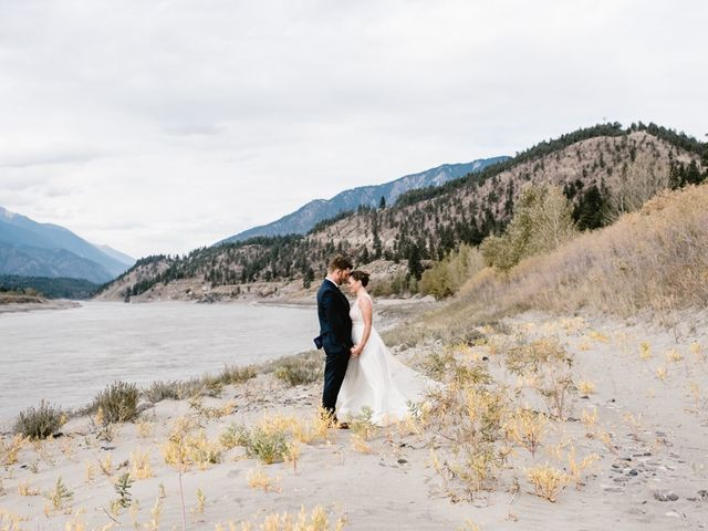 Andrew and Elice's wedding in Lytton, British Columbia 73