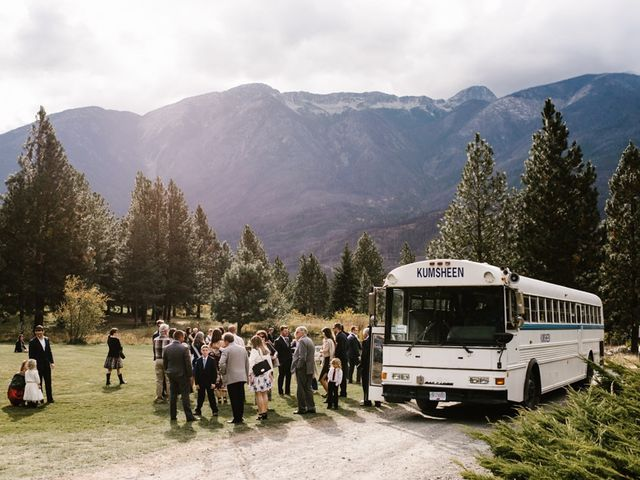 Andrew and Elice's wedding in Lytton, British Columbia 81