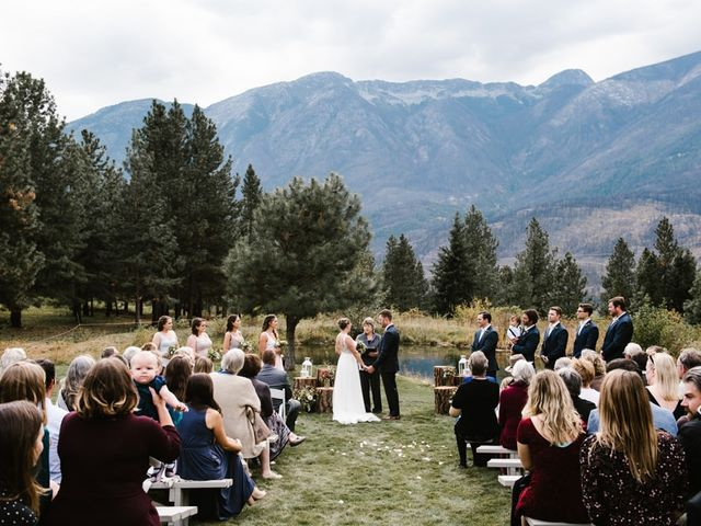 Andrew and Elice's wedding in Lytton, British Columbia 90