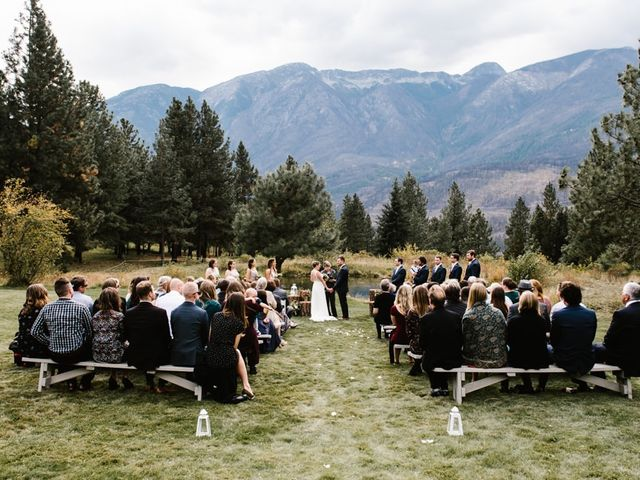 Andrew and Elice's wedding in Lytton, British Columbia 96