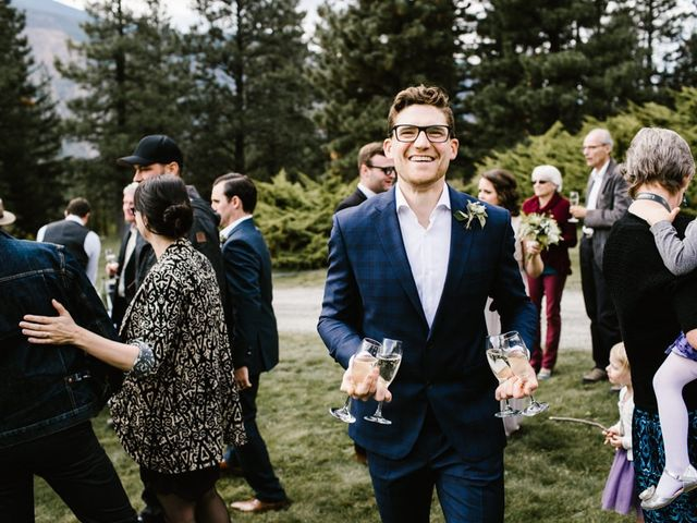 Andrew and Elice's wedding in Lytton, British Columbia 105