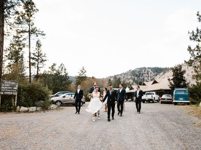Andrew and Elice's wedding in Lytton, British Columbia 145