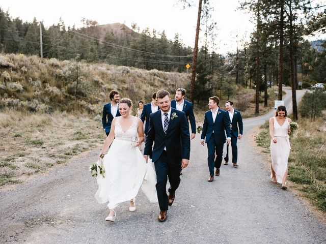 Andrew and Elice's wedding in Lytton, British Columbia 146