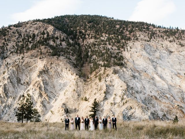 Andrew and Elice's wedding in Lytton, British Columbia 147