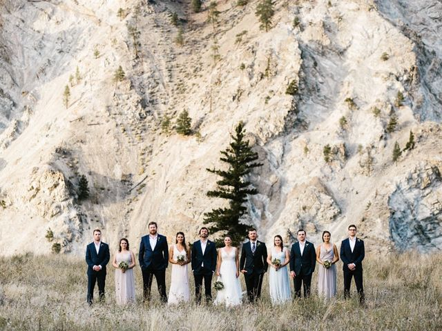Andrew and Elice's wedding in Lytton, British Columbia 148