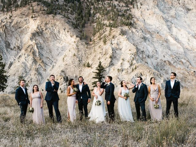 Andrew and Elice's wedding in Lytton, British Columbia 149
